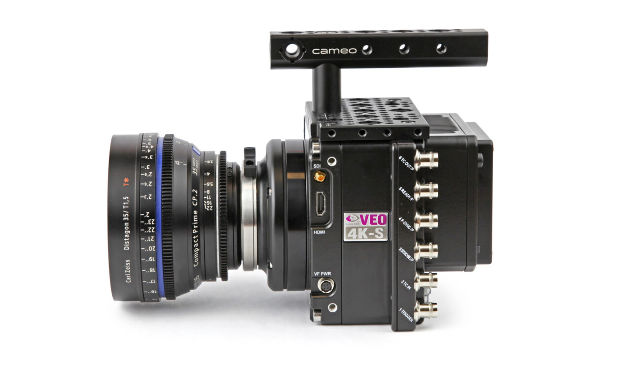 Vision Research introduces Phantom VEO 4KPL and Phantom VEO 590L