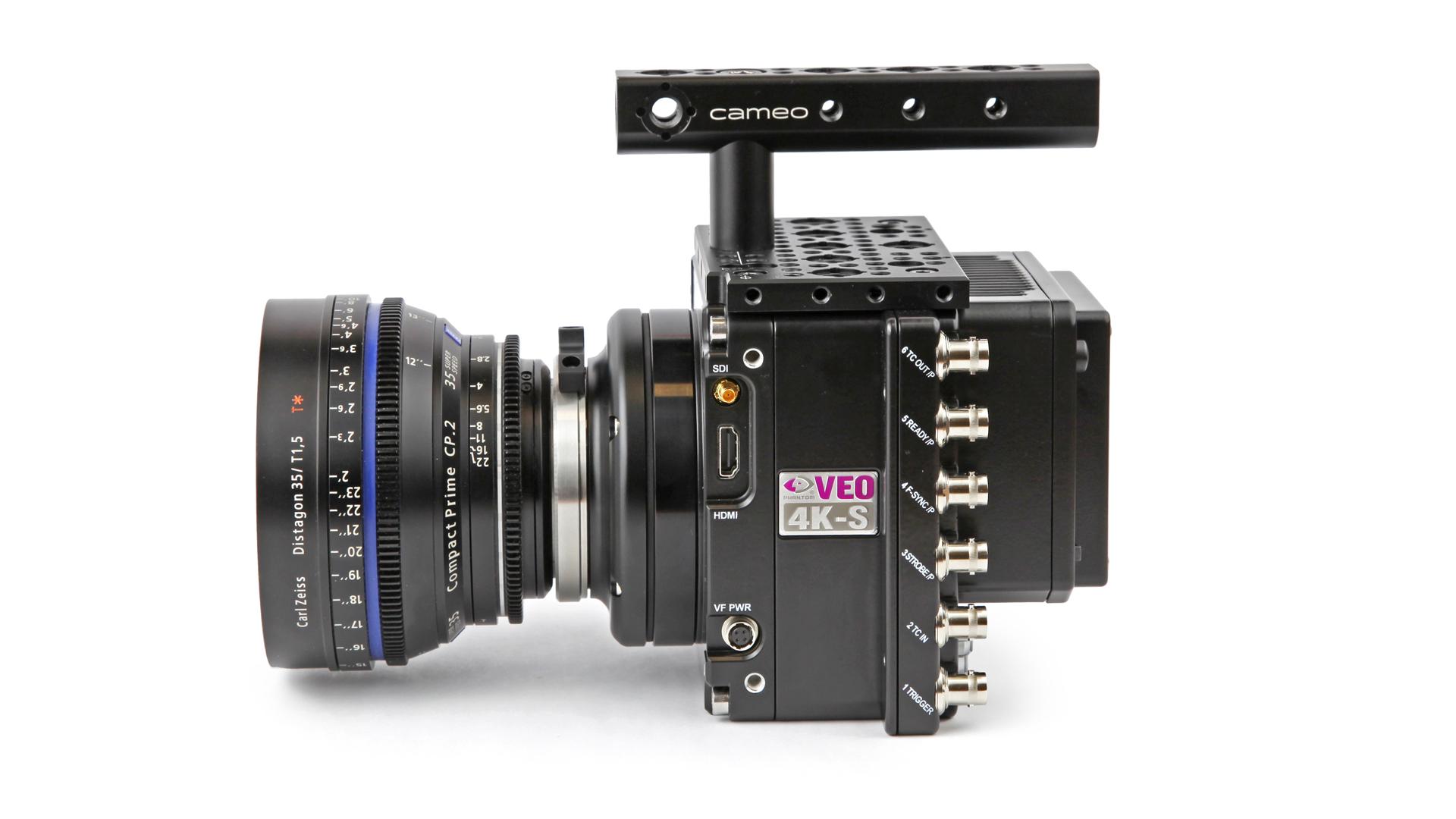 Vision Researchが高速度カメラPhantom VEO 4KPLとPhantom VEO 590Lを発表