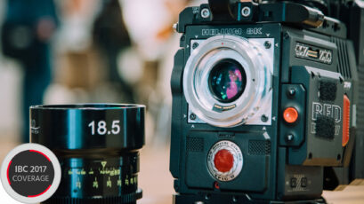 ABT SpeedMount EF - a Speedbooster Built Into Your RED Camera