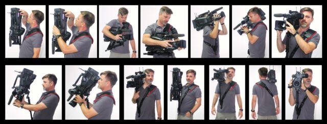 SteadyGum Camera Shoulder Support