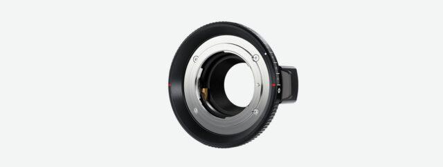 URSA Mini Nikon F Mount