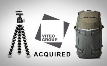 Vitec Group Growing Once Again Through Acquiring JOBY And Lowepro