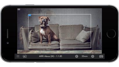 Cadrage Director's Viewfinder App Update Adds Video Capture