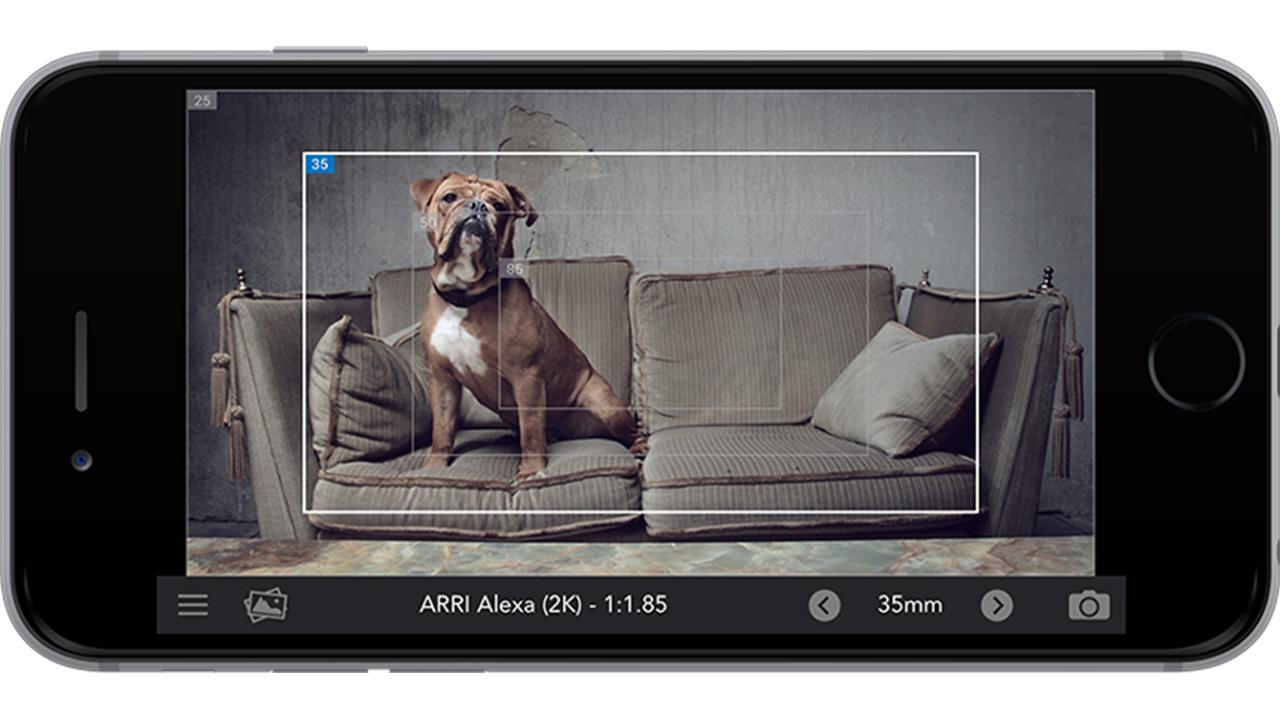 Cadrageディレクタービューファインダーアプリ - アップデートでビデオ記録が可能に