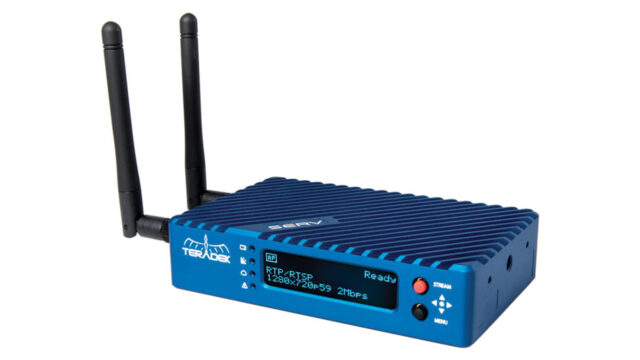 Teradek Serv Pro Wireless Video Monitoring System for iOS Devices