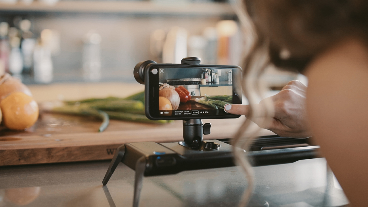 Rhino ROV – An Affordable Portable Motorised Slider for Smartphones