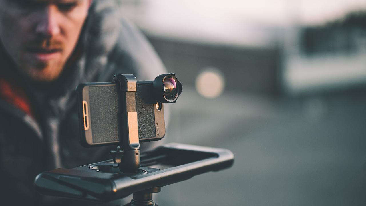 Rhino ROV – An Affordable Portable Motorised Slider for Smartphones