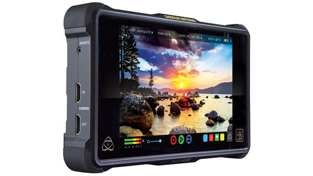 Atomos Free Firmware Update – Making Capturing HDR and HLG Easier Than Ever