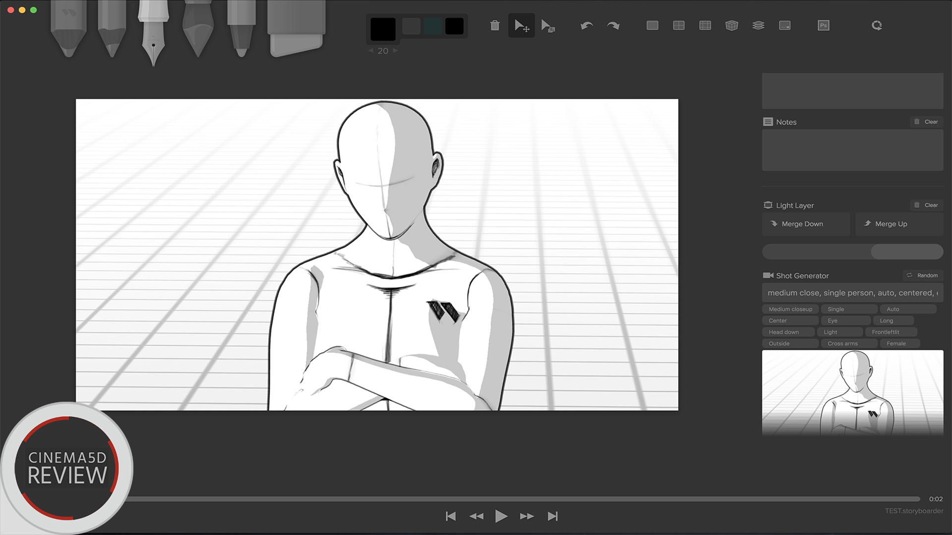 Storyboard for Free! – Wonder Unit Storyboarder App Review   cinema5D
