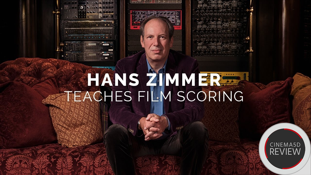 MasterClass Review - Hans Zimmer Teaches Film Scoring