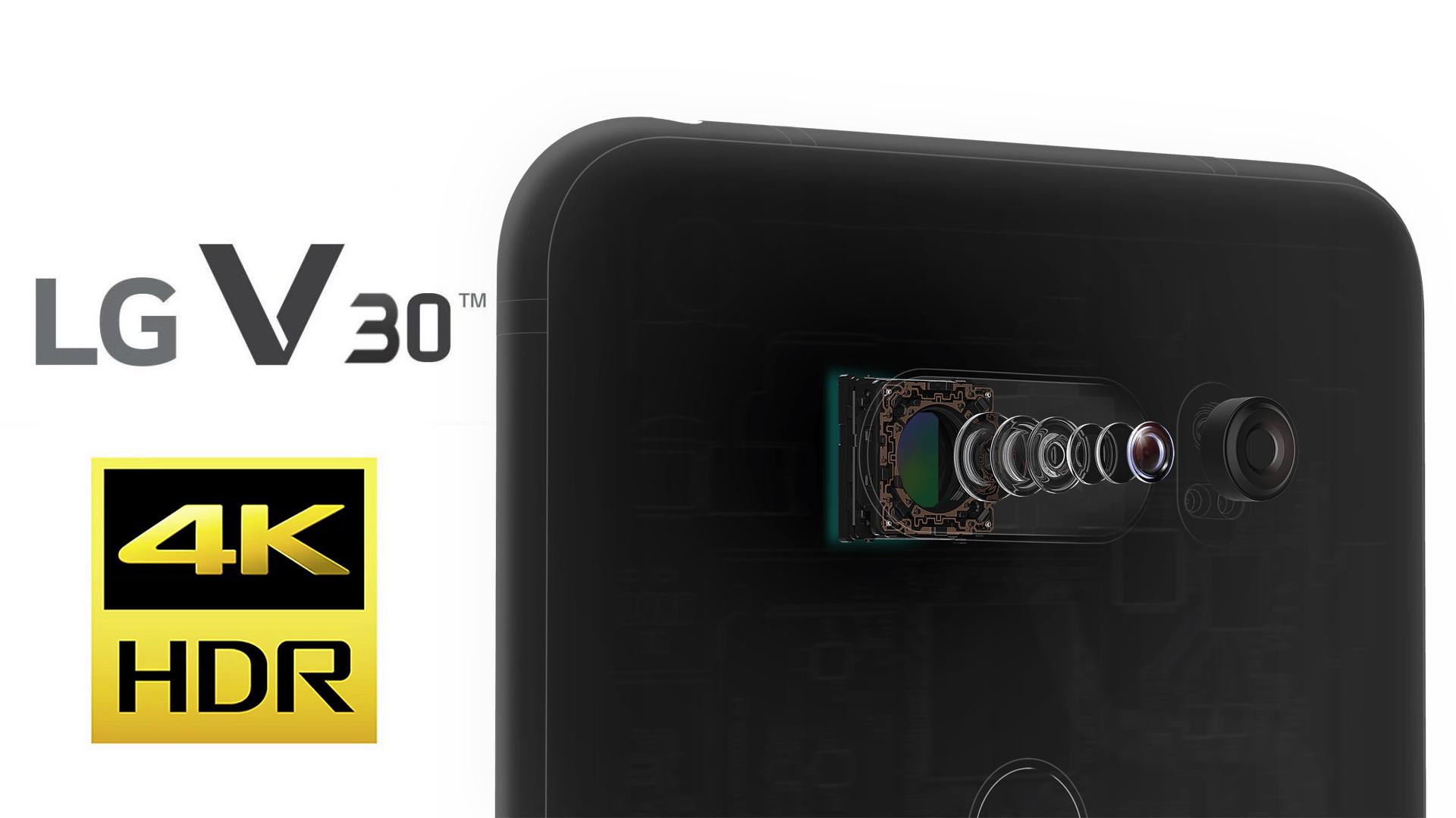LGのV30スマートフォン -10bitカラー、LG Cine-Logを搭載?