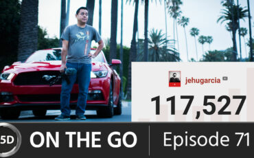 A Vlog That Pays the Bills – with Jehu Garcia – ON THE GO – Episode 71