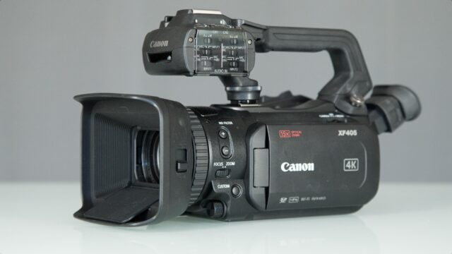 Canon XF405 Review – Sample Footage and First Impressions