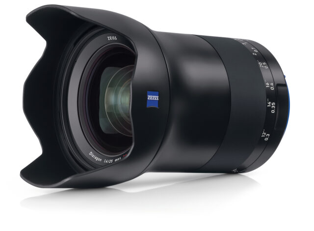 Fast Aperture Wide Angle Announced – ZEISS Milvus 25mm f/1.4