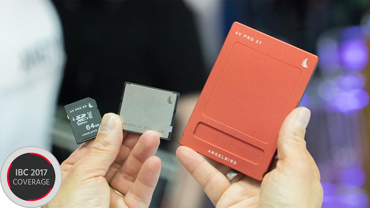 AngelbirdのSD、CFast、SSD - 高機能に特化したストレージメディア