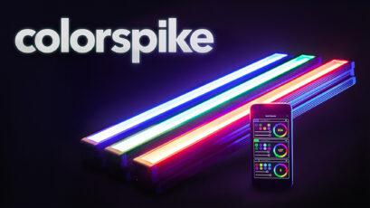 Meet colorspike - Create Custom RGB Light Effects On the Go