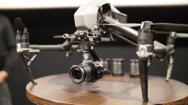 DJI Reveals Flagship Zenmuse X7 Super 35 Sensor Camera with 6K RAW Recording