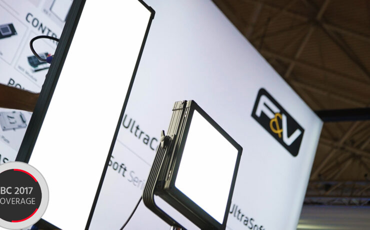 Powerful & Soft LEDs – New F&V 1x1 and 3x1 Panels