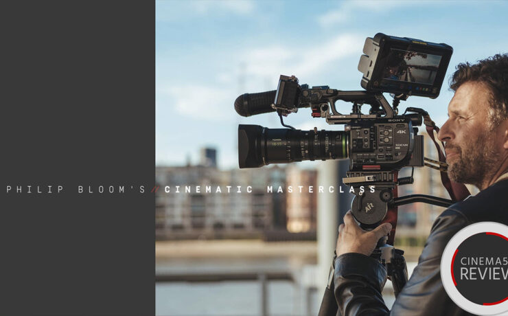 MZed's Cinematic Filmmaking Masterclass by Philip Bloom Reviewed