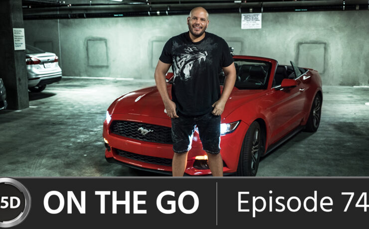 On Streamlining Your Work and Wearing Different Hats – with Ben Griffin – ON THE GO – Episode 74