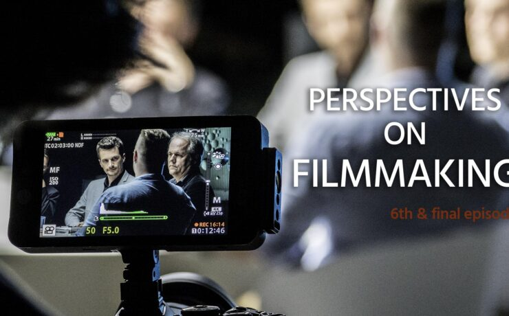 Perspectives on Filmmaking, ep 6 – Future of Storytelling & Film Technology