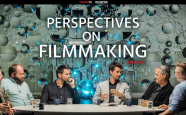 Perspectives on Filmmaking, Episode 2 - How Technology is Simplifying Work for us