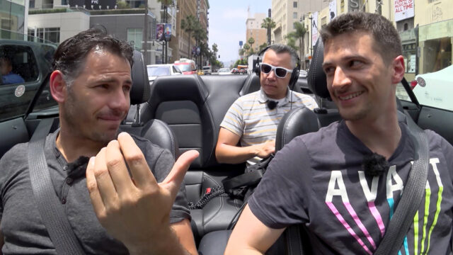 Making It In Hollywood – with Michael Dermen – ON THE GO – Episode 76