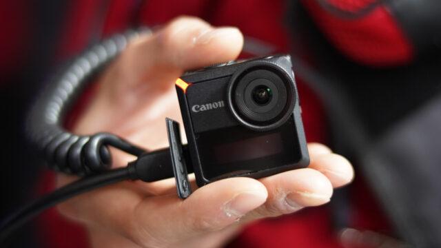 Canon MM100-WS – Small and Modular Multi-Purpose Camera