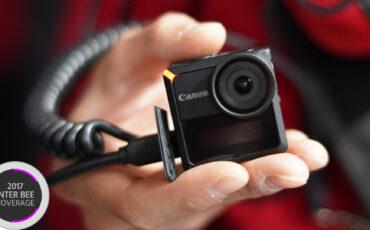 Canon MM100-WS - Small and Modular Multi-Purpose Camera