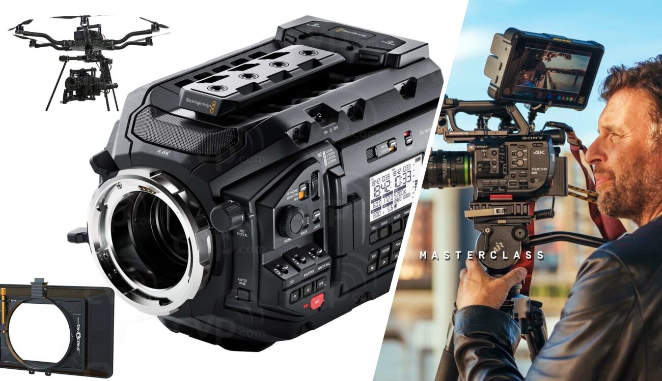 More Current Deals for Filmmakers - MZed, FilmConvert and CVP