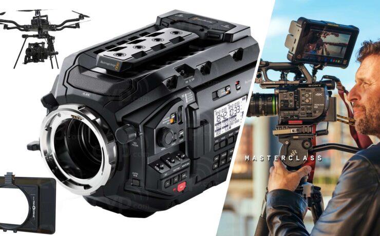 More Current Deals for Filmmakers - MZed, FilmConvert and CVP