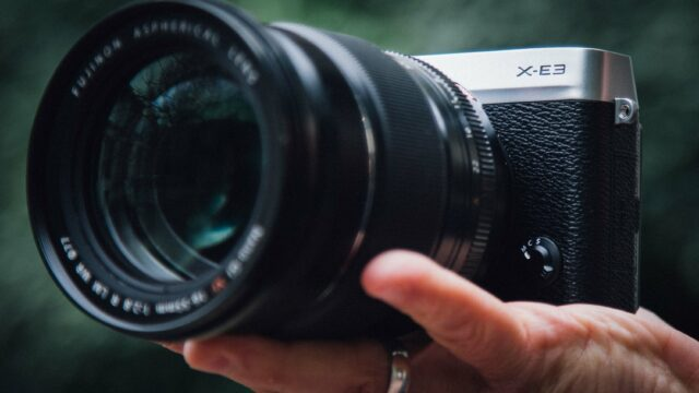 FUJIFILM X-E3 Review – Sample Footage and First Impressions