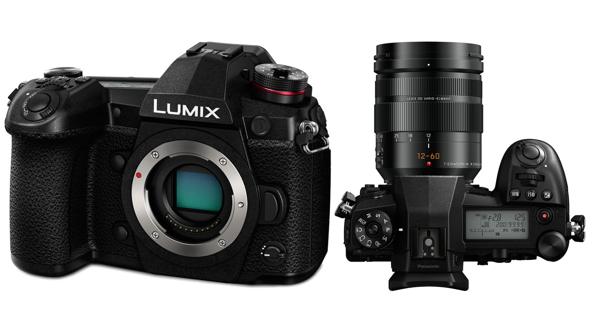 Panasonic Lumix G9 Unveiled With 4k 60p Video Will It