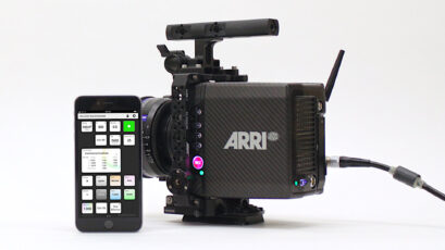 Pomfort PocketControl Remote App for ARRI ALEXA Mini and AMIRA