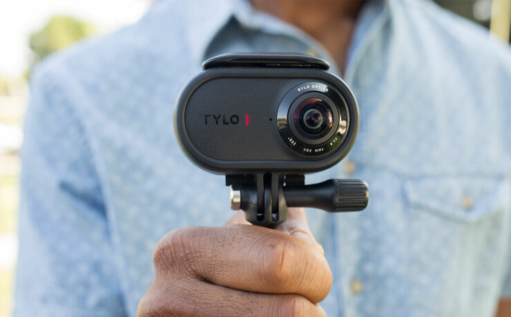 Rylo 4K 360° Camera Aims High With On-The-Go Editing