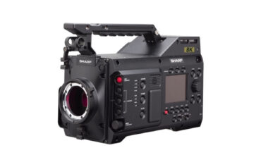 Sharp 8K Professional Camcorder Announced