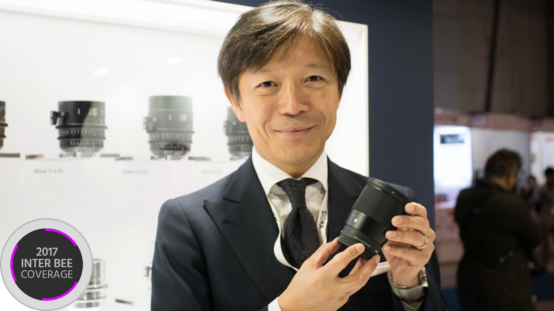 シグマが16mm ContemporaryレンズをE とMFTマウントで発表