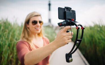 The Steadicam Volt Smartphone Stabilizer is Now Shipping