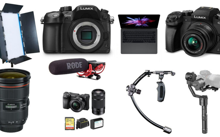 Special Deals for Filmmakers at B&H in November
