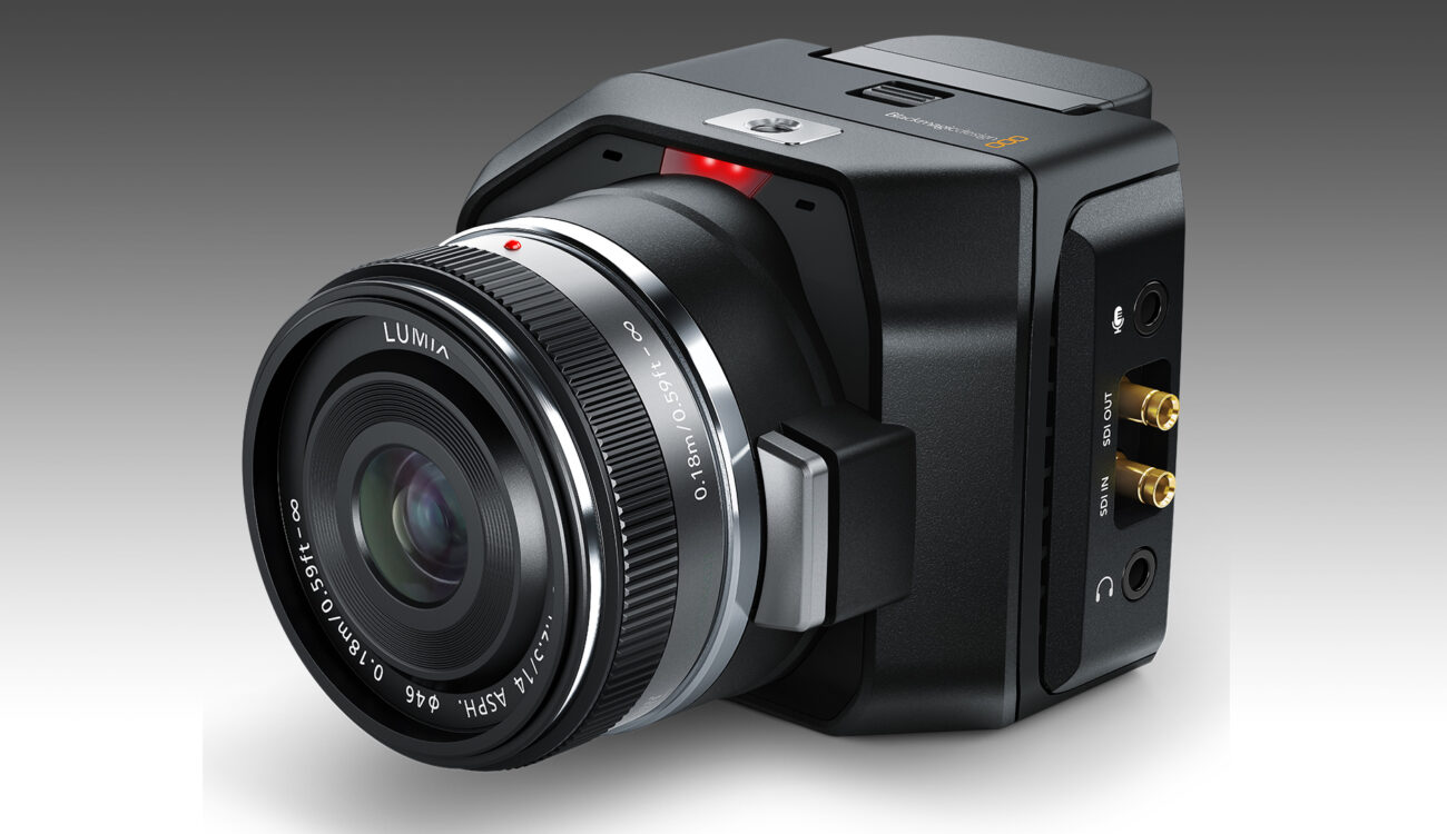 Blackmagic Camera 4 7 Update Raw Output For Micro Studio Camera
