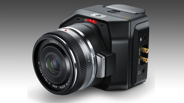 Blackmagic Camera 4 7 Update - RAW Output for Micro Studio Camera