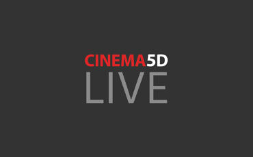 cinema5D LIVE - on YouTube and Facebook - Today at 5pm CET, 11am EST, 8am PST