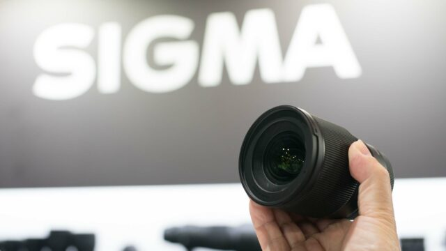 Sigma 16mm Contemporary Lens