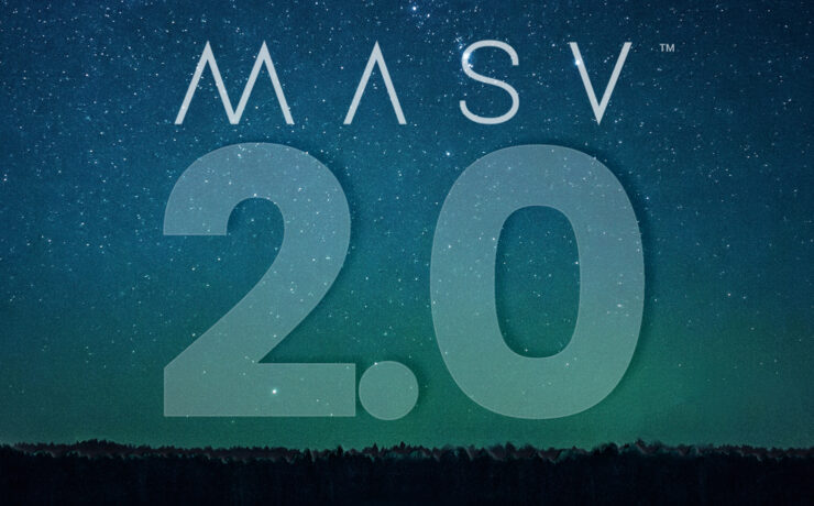 MASV 2.0 is Here - Transfer Huge Files Even Faster