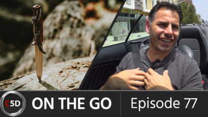 Surviving Reality TV – with Michael Dermen – ON THE GO – Episode 77