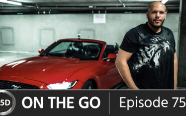 The Dilemma of Music Video Budgets – with Ben Griffin – ON THE GO – Episode 75