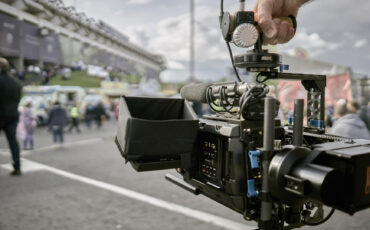 Going Doc-Style with the Blackmagic URSA Mini Pro on Robbie Williams' Europe Tour