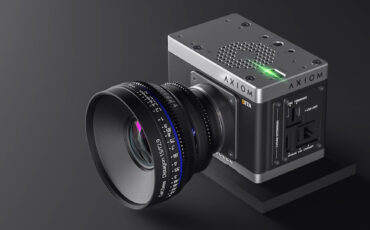 AXIOM Open-Source Cinema Camera Unveils New Design and Recording solutions