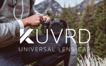 Meet KUVRD - Probably the Last Lens Cap You'll Ever Need