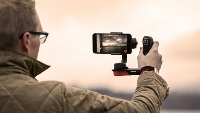 Freefly Movi Announced – the Smartphone Cinema Robot